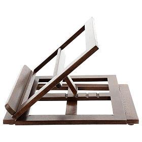 Leggio in legno girevole s17