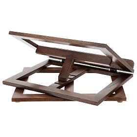 Leggio in legno girevole s22