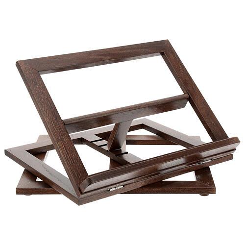 Leggio in legno girevole 15
