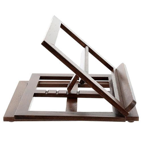 Leggio in legno girevole 16