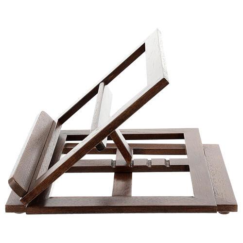 Leggio in legno girevole 17