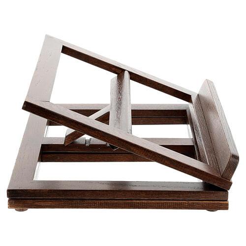 Leggio in legno girevole 20