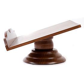 Pupitre de lecture, modèle en bois fixe ou tournant s5