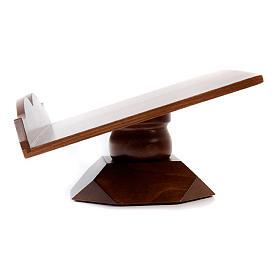 Pupitre de lecture, modèle en bois fixe ou tournant s6
