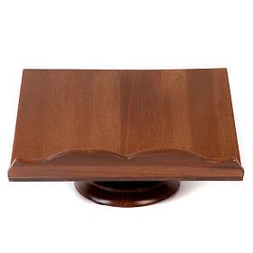 Estante mesa madeira fixo ou rotativo s1