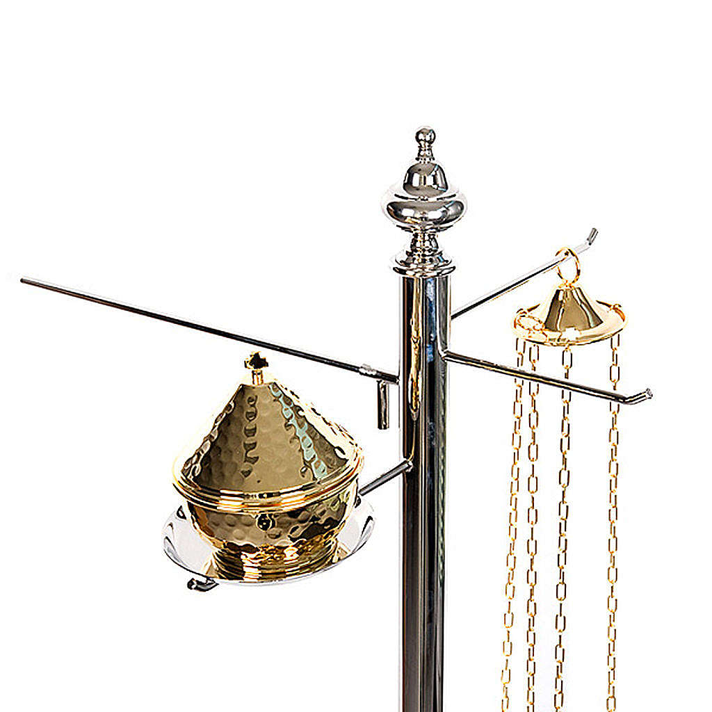 Nickel thurible-holder 3