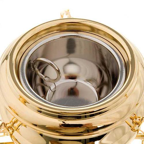Encensoir style classique doré 3