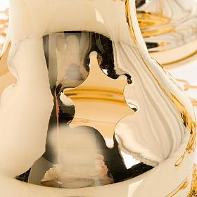 Turibolo stile classico dorato s4