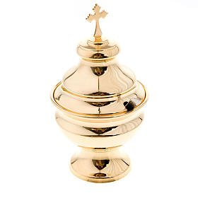 Thuribles and boats: Boat for traditional thurible