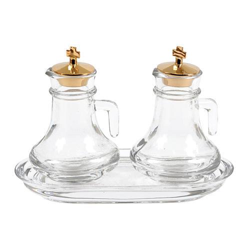 Messkännchen aus Glas 100 ml Fassungsvermögen