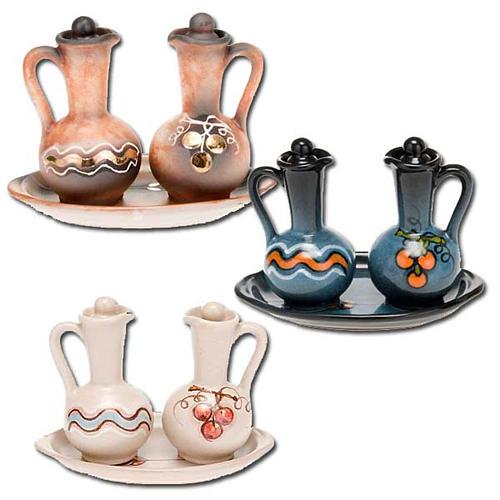 Ampolline tonde ceramica 1