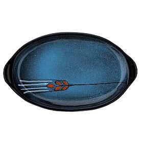 Ceramic round cruet set s11