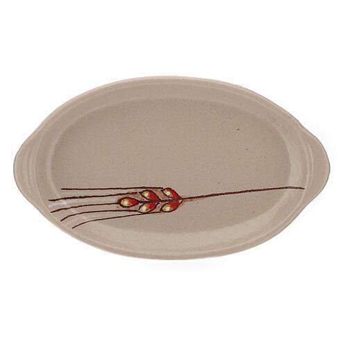 Ceramic round cruet set 12
