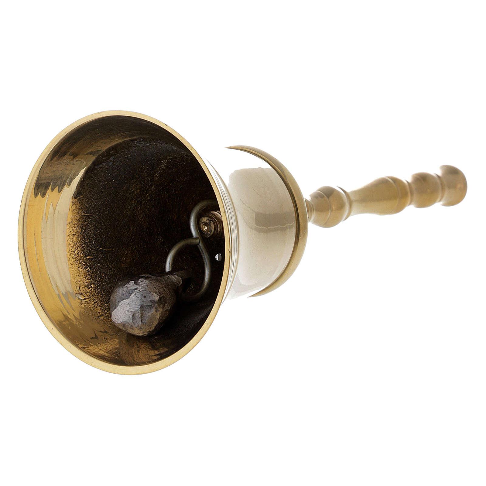 Dzwonek klasyczny z mosiądzu 3