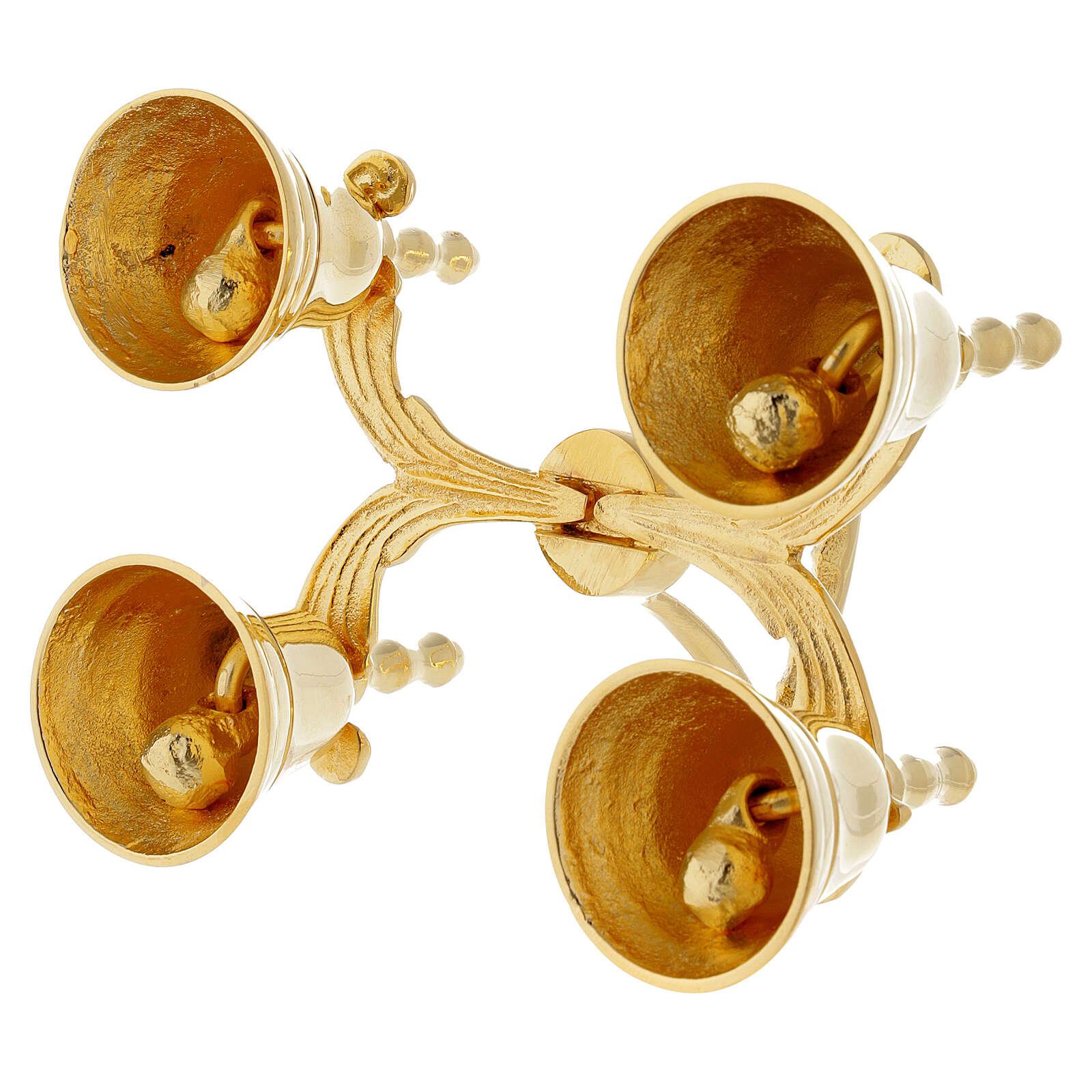 Clochettes quatre sons 3