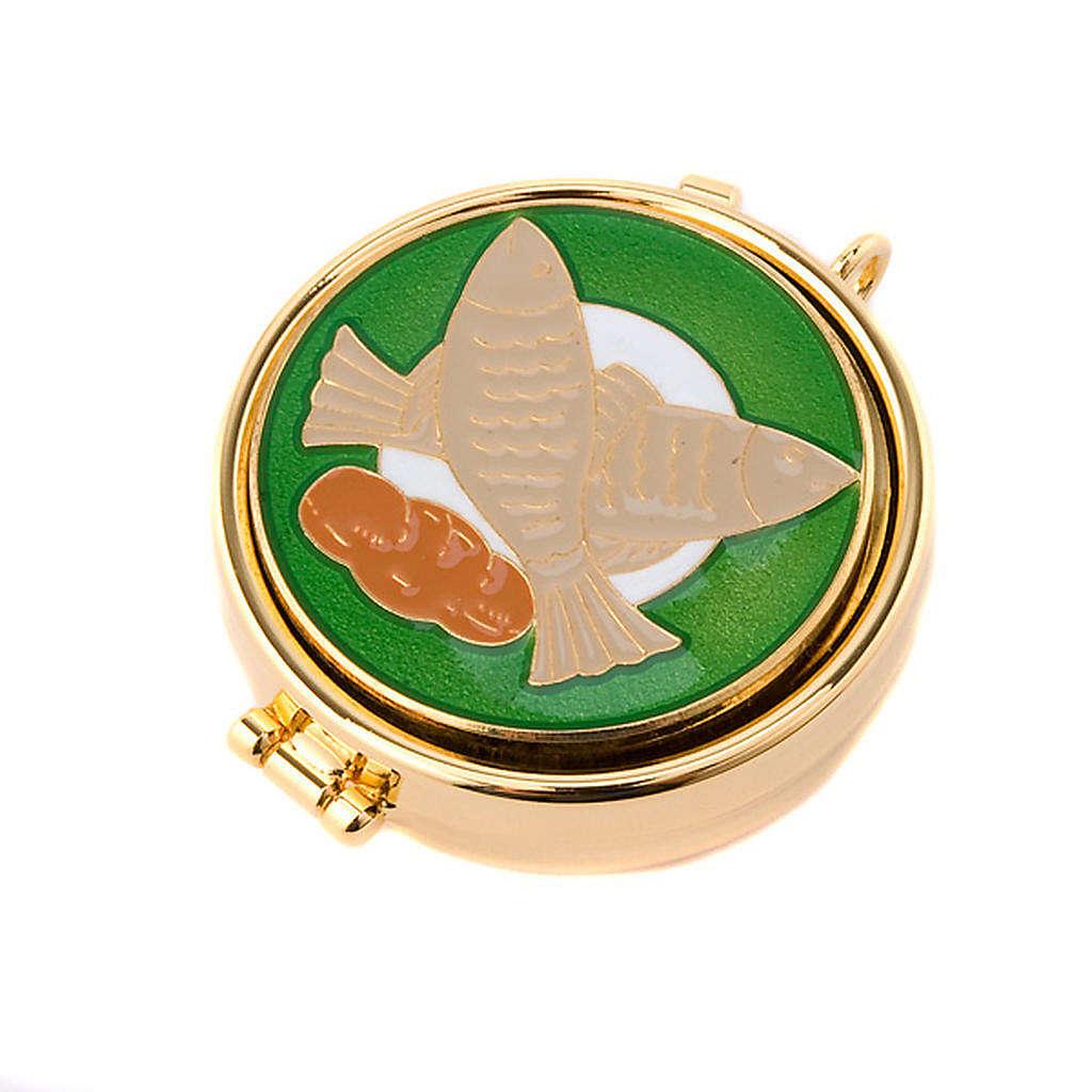 Caja de formas pan y peces 3