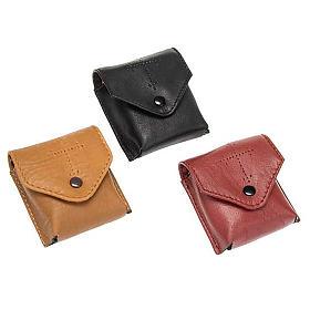 Leather Pyx case s1