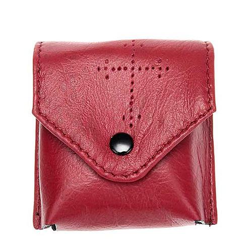 Leather Pyx case 3