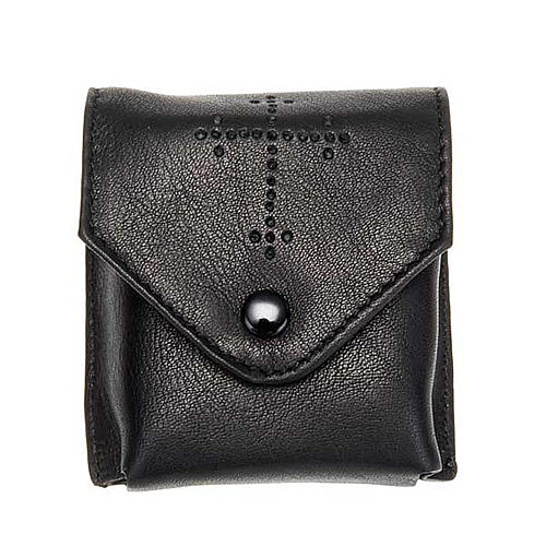 Leather Pyx case 4