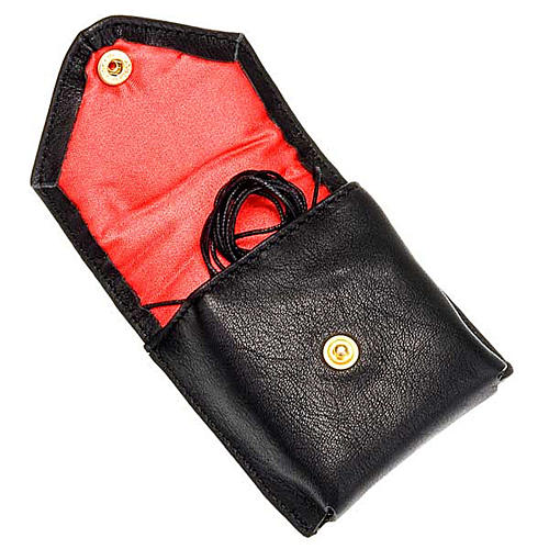Leather Pyx case 2