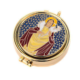 Pyx with the good shepherd s1