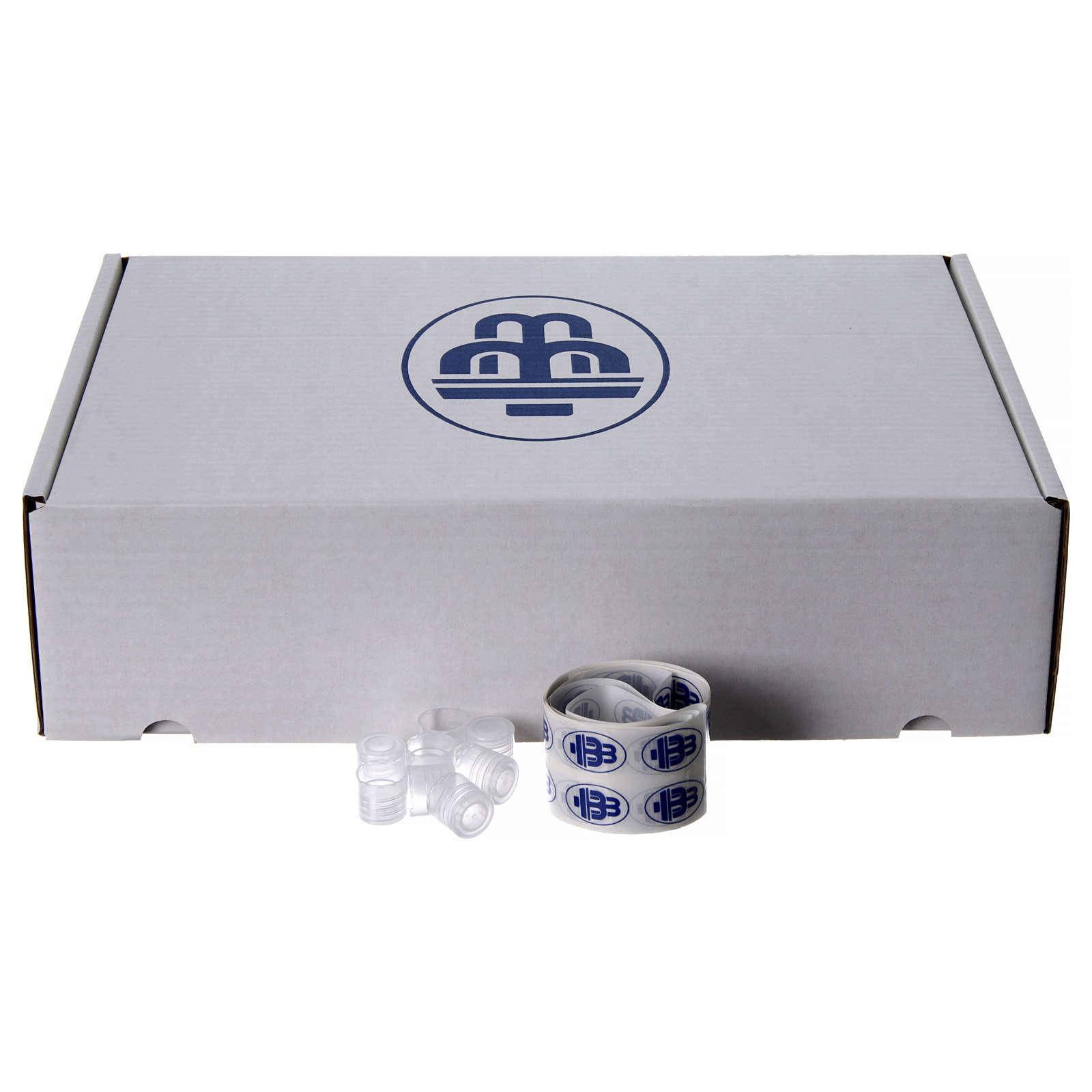 Weihwasserfläschchen, Verpackung 100 Stücke 3