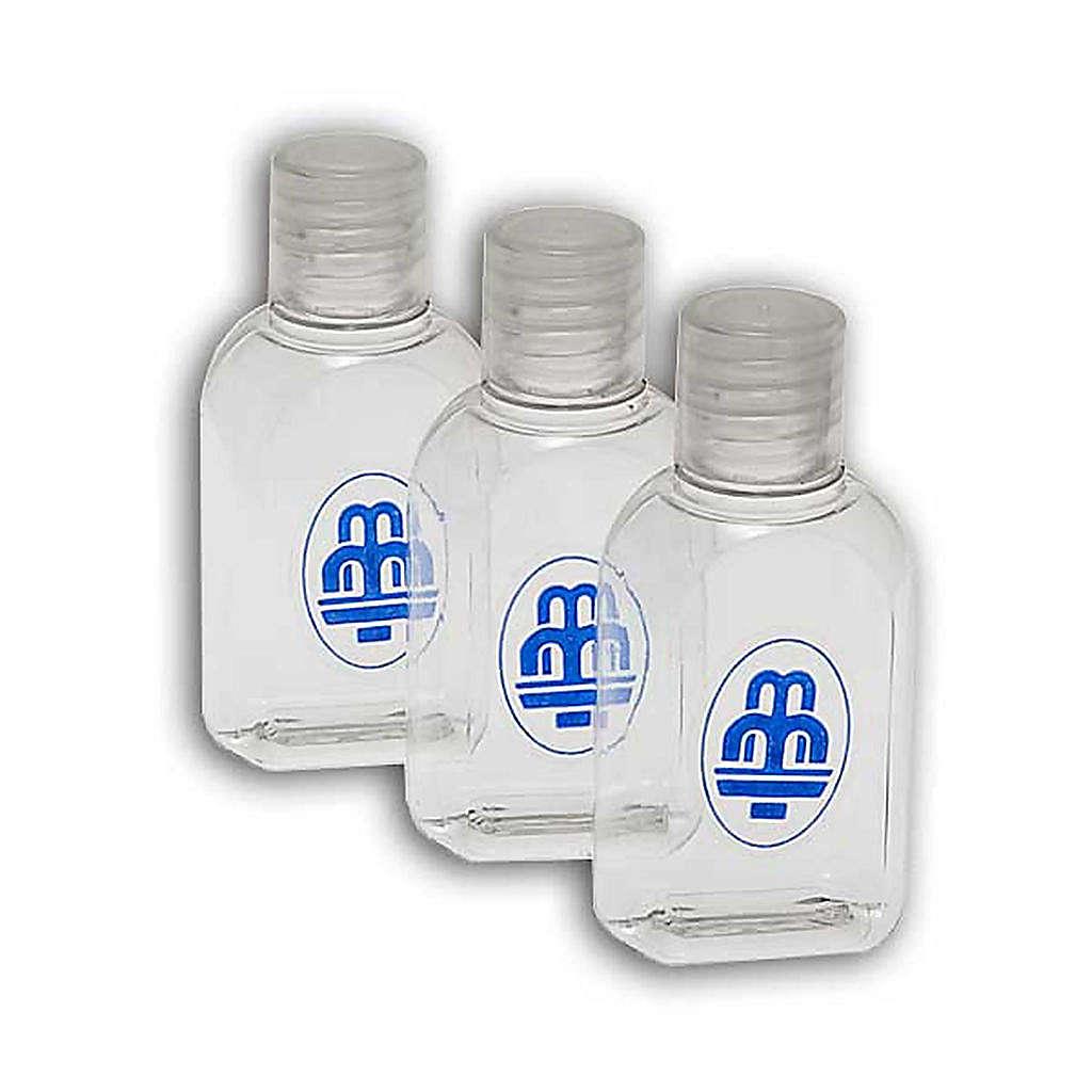 Paquete 100 botellas para agua bendita 3