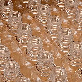 Bouteilles à eau bénite, confection de 100 s4