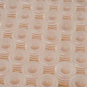 Confezione 100 bottigliette per acqua santa s5