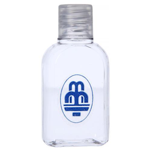 Embalagem 100 garrafinhas para água benta 1