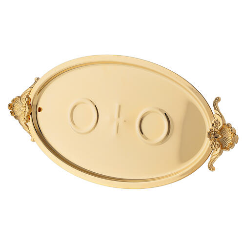 Tray for wedding rings 2