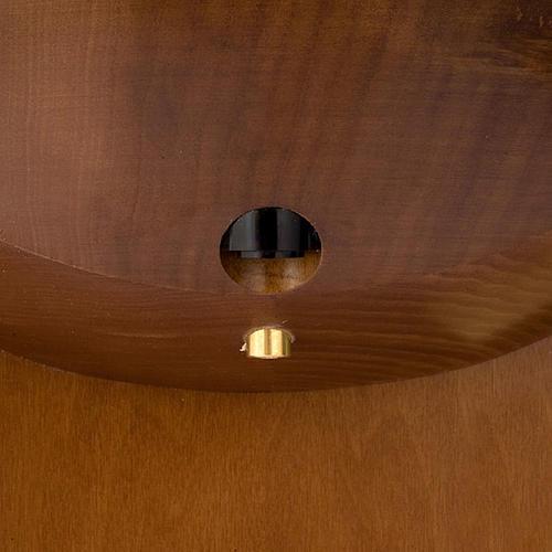 Bénitier en bois sans bassin 5