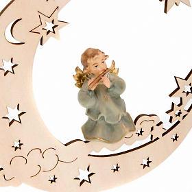 Angioletto musicista luna e stelle s4