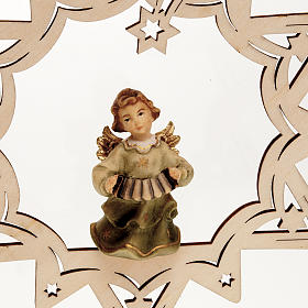 ange  musicien, étoile s8