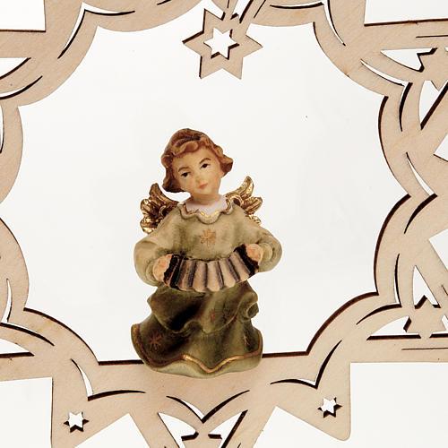 ange  musicien, étoile 8