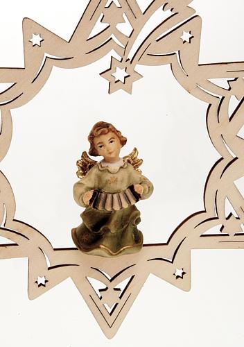 ange  musicien, étoile 7
