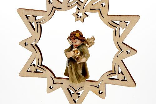 Angelito sobre estrella 8