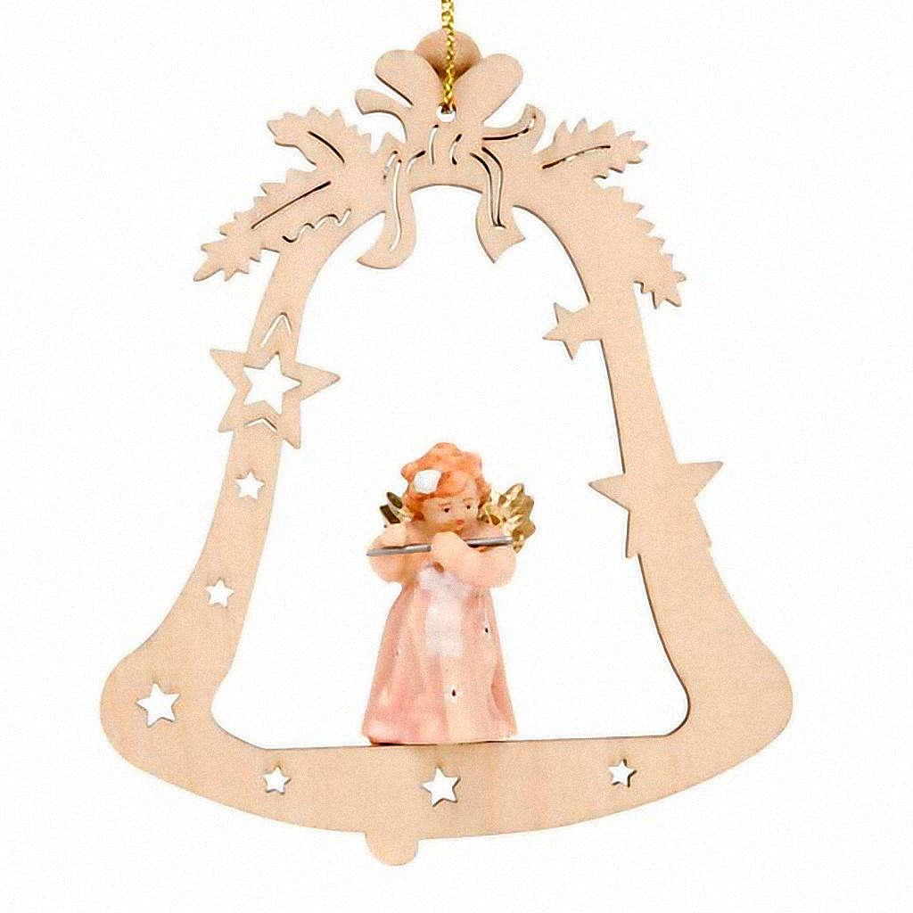 Angelito sobre campana 4