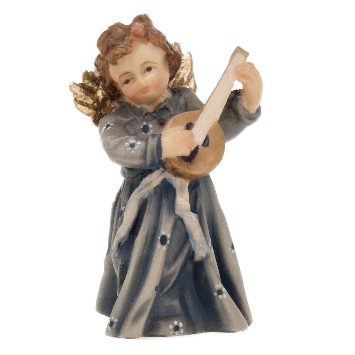 Christmas Angel Figurine with Instrument 4
