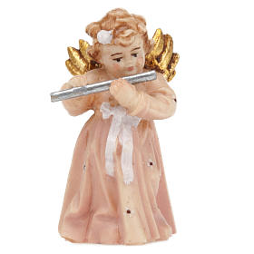 Christmas Angel Figurine with Instrument s3