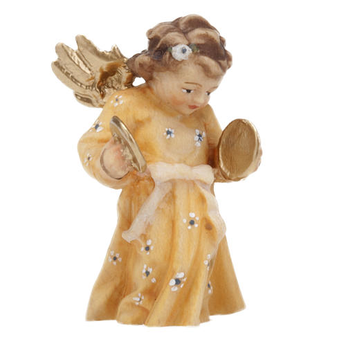 Christmas Angel Figurine with Instrument 2
