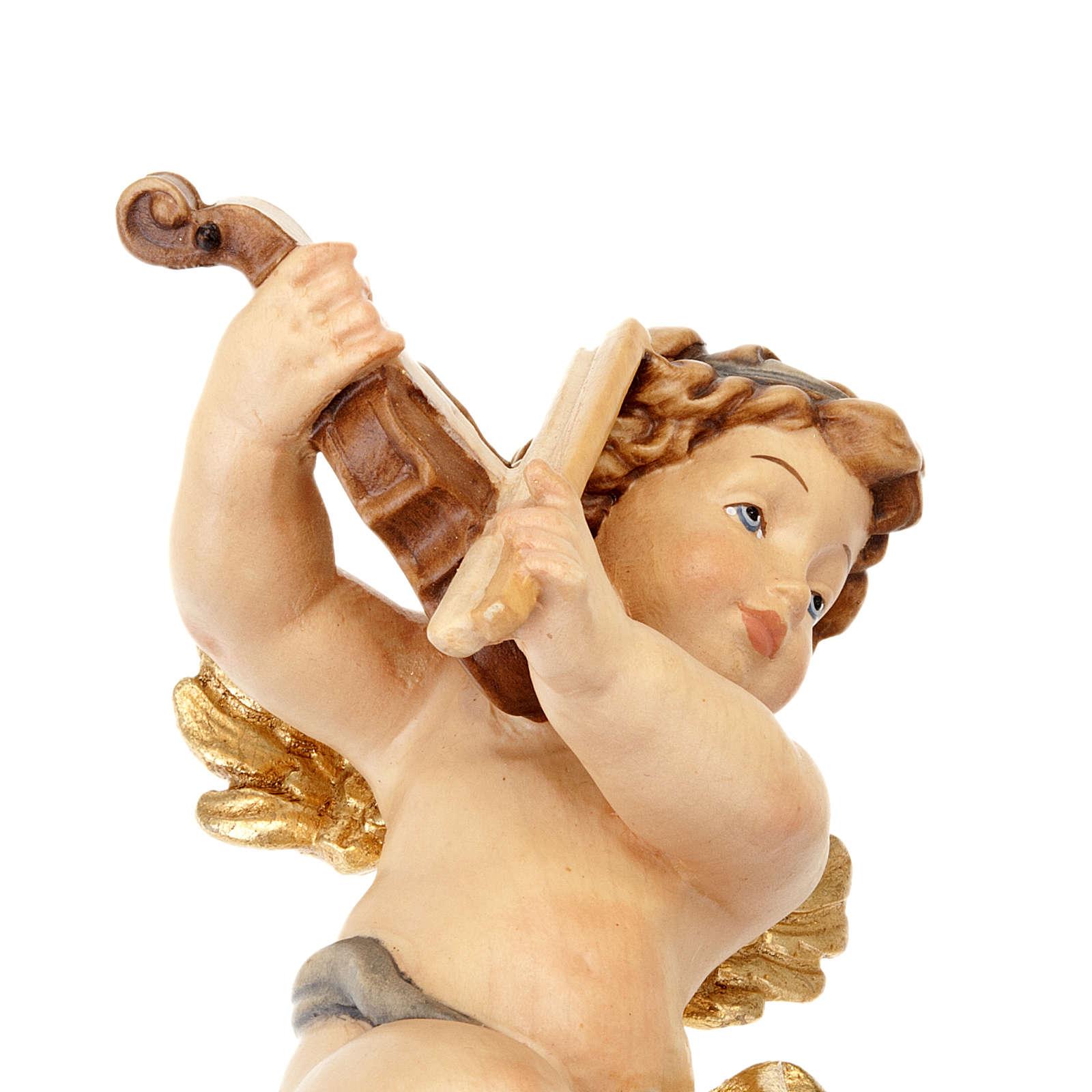 Angelito con violín 4