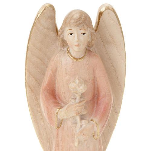 Ángel con rosa 3