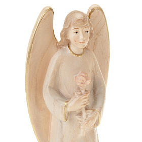 Angel with Rose Statue s5