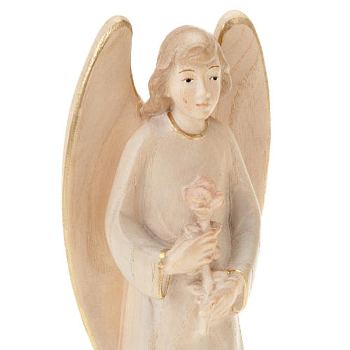 Angel with Rose Statue 6