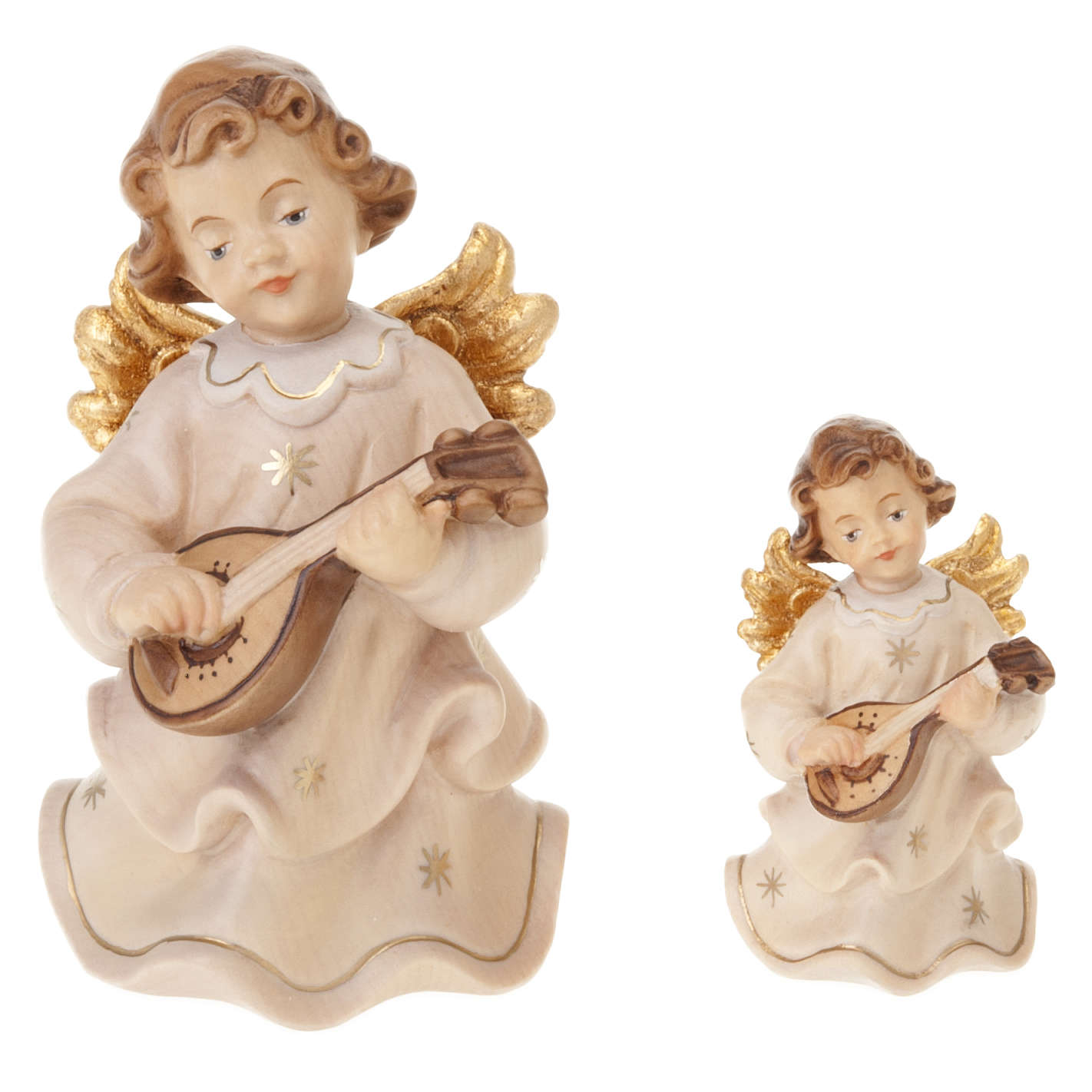 Angel with mandolin 3