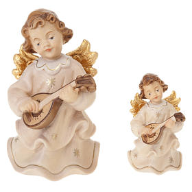 Angel with mandolin s2