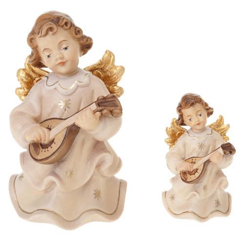 Angel with mandolin 2