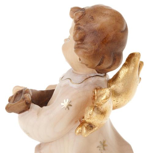 Angel with mandolin 4