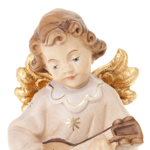 Angel with mandolin 5